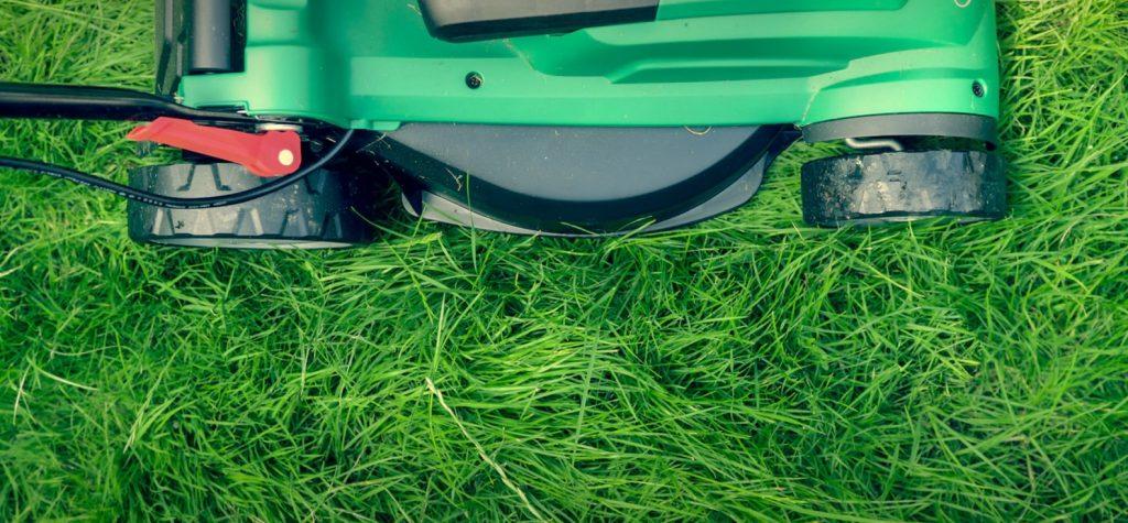 gräsklippare i Linköping
